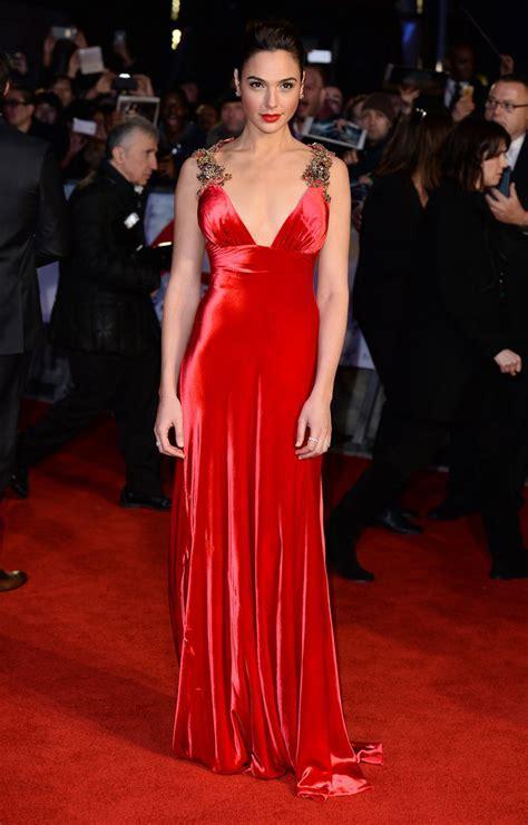 Gal Gadot Evening Dress   Newest Looks   StyleBistro