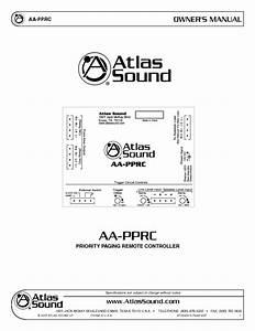 Aa-pprc Manuals