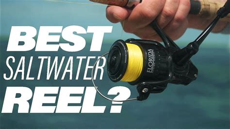fishing saltwater florida reel