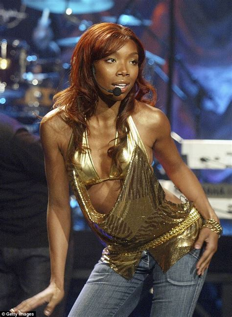 brandy norwood sexy brandy norwood hopes her battle with depression will be an