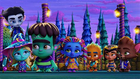 Super Monsters- The New Class - 41 Entertainment