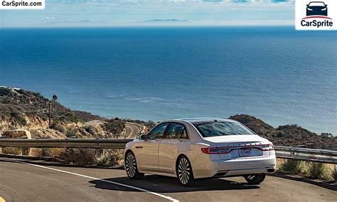 2017 Lincoln Continental Length by Lincoln Continental 2017 Prices And Specifications In Uae