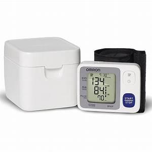 Omron 3 Series Wrist Blood Pressure Monitor  60 Reading