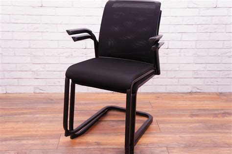 steelcase reply mesh  guest chair office resale