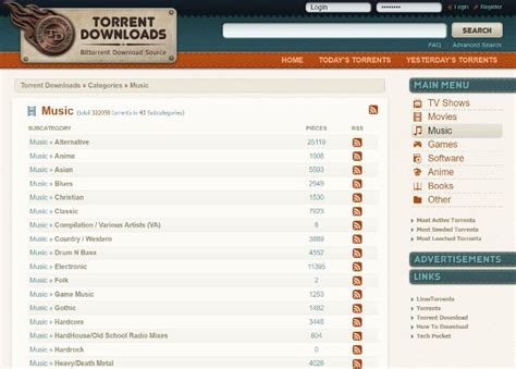 To help you quickly download music torrents, this post summarizes 8 best torrent sites for music. 10 Best Torrent Sites for Music 2021 - CyberWaters