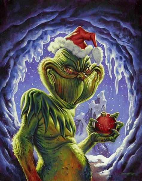 The Grinch  Jason Edmiston