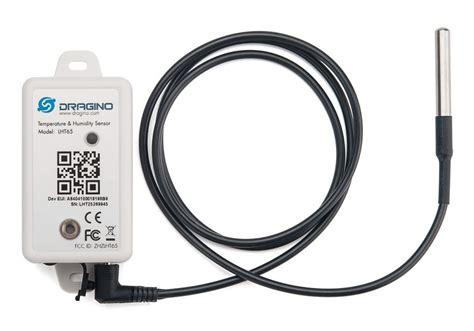 LHT65 LoRaWAN Temperature & Humidity Sensor with Temp ...