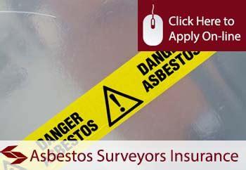 asbestos surveyors liability insurance blackfriars
