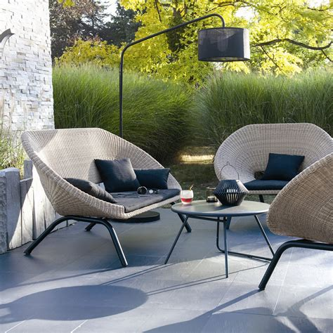 mobilier de canapé mobilier de jardin le mobilier de jardin tendance pour