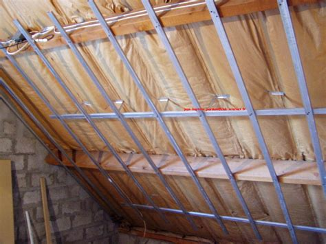 isolation phonique par le plafond isolation phonique plafond suspendu 28 images comment poser un faux plafond placo