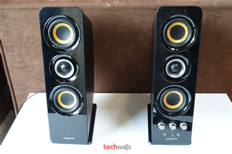 Creative T50w Wireless Computer Speakers Review A