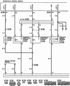 Wiring Diagram 97 Eagle Talon