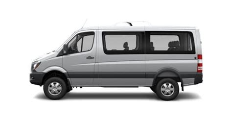 But what never changed was that we wanted a platform that had enough storage space. Sprinter 4x4 Passenger Van | Mercedes-Benz Edmonton West Ltd