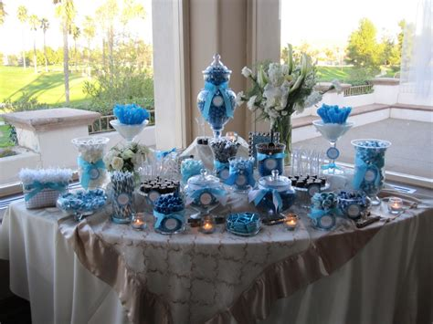 Michaels Wedding Reception Decorations by Wedding Candy Buffet Table Ideas