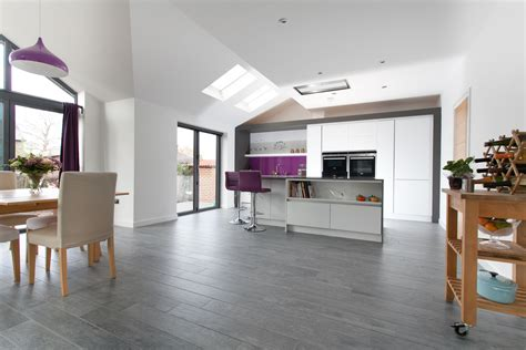 plan cuisine ouverte salle manger lym open plan kitchen extension view 4 transforming