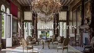 Villa Les Cèdres : villa les c dres the most expensive villa in the world youtube ~ Dallasstarsshop.com Idées de Décoration