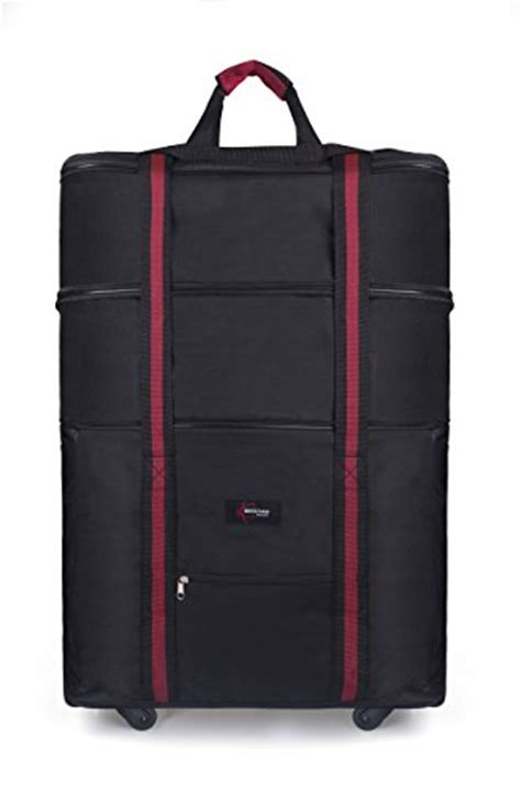 waterproof duffel bag with wheels beschan waterproof expandable rolling wheeled travel Waterproof Duffel Bag With Wheels