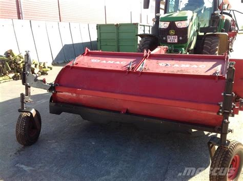 amac usa used amac aftopper haulm toppers year 2014 price us