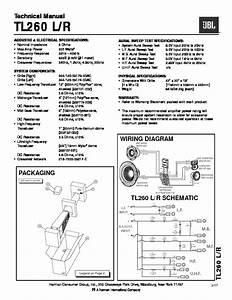 Jbl Tl 260 Service Manual