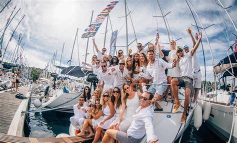 riviera theme   yacht week croatia tyw theyachtweek