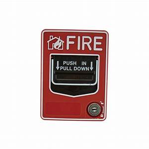 China Conventional Manual Pull Station Fire Alarm