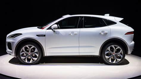 Jaguar Reveals E-pace, The Crossover Suv For Millennial