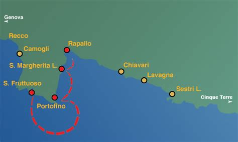 Cing Porto Santa Margherita by Ligne 1 Santa Margherita Ligure Portofino San Fruttuoso