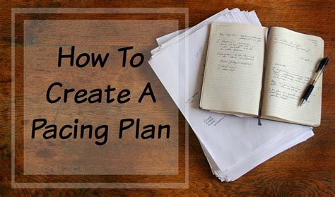 How To Create A Pacing Plan When Tania Talks