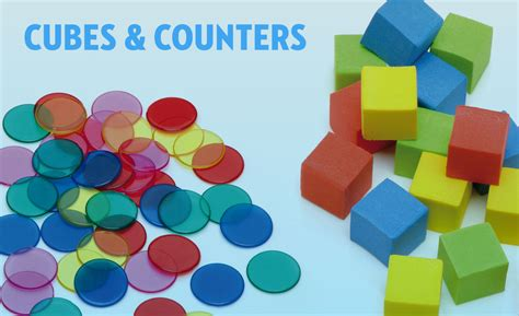 And Counters by Cubes And Counters Shop Supplemental Products