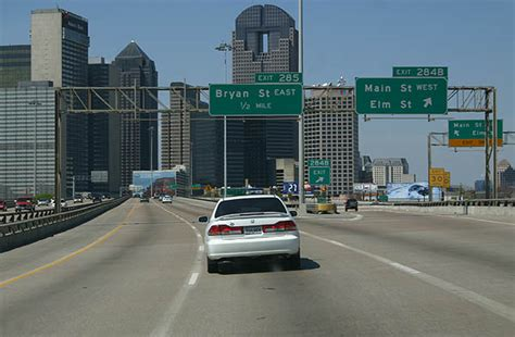 interstate  aaroads texas highways