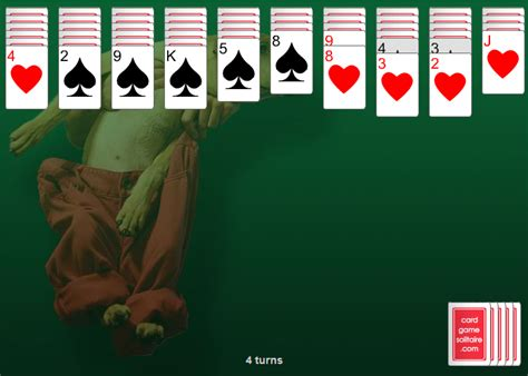 Two Suit Spider Solitaire Summer by Free Solitaire At Solitaire Network Autos Post
