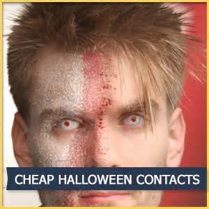 Halloween Contacts Prescription Cheap by Halloween Contact Lenses Halloween Contacts