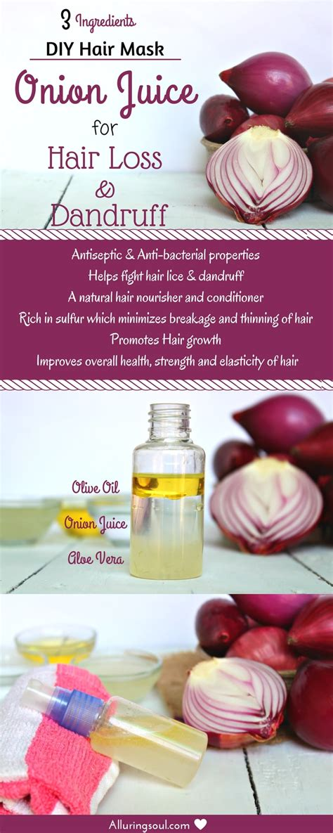 diy aloe vera  onion juice  hair loss  dandruff