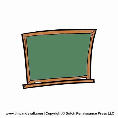 Board Clipart Chalk Chalkboard Clip Clipground Cliparts