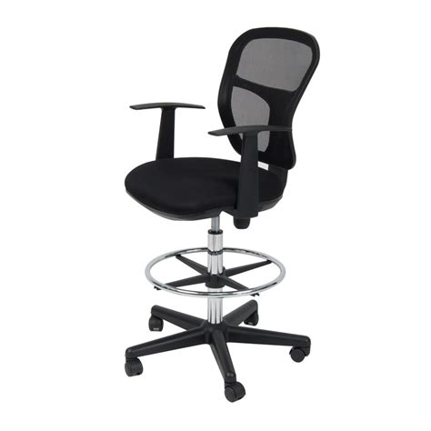 riviera 360 176 swivel drafting chair with height adjustable