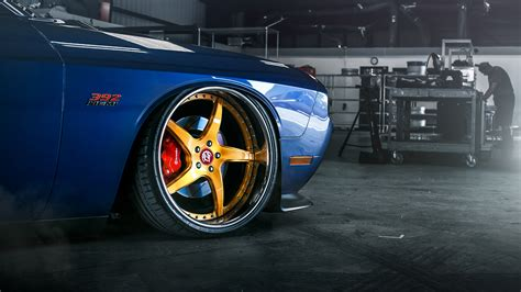 slammed cars iphone wallpaper dodge challenger slammed wheel hd wallpaper cars
