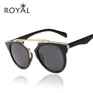 designer sunglasses high quality brand designer sunglasses mirrored shades cat eye glasses ss206 in
