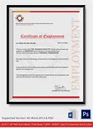 Sample Certificate Of Employment Template Sample Of Request Letter For Salary Certificate Cover Letter Sample Certificate Of Employment Request Letter Cover Letter Sample Of Employment Certificate Letter CertificateZet