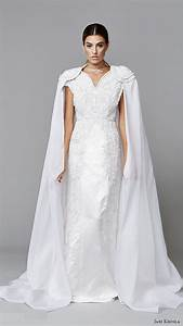 trendiest 2016 wedding gown collection with cape With wedding dress with cape