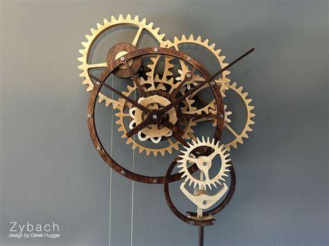 zybach  mechanical clock