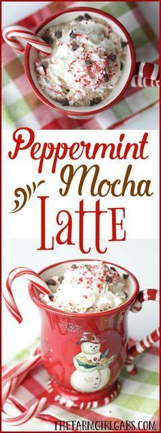 If you have a ninja coffee bar you might be wanting some coffee recipes to try out. Peppermint Mocha Latte   Recipe   Peppermint mocha, Coffee ...