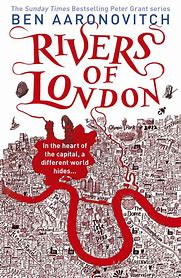 Image result for rivers of london book