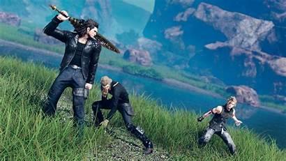Xbox Fantasy Final Xv Games Mods Windows