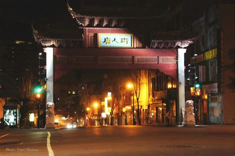 le quartier chinois de winnipeg la porte du quartier chinois de montréal le monde en images