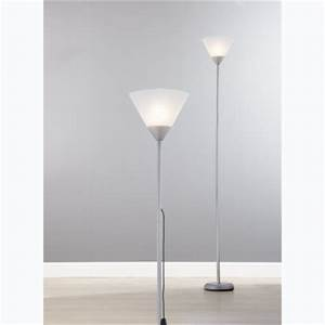 Asda uplighter floor lamp silver asp0019 review for Floor lamp asda
