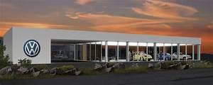 Garage Michel Sélestat : projet showroom vw deschamps architecture ~ Gottalentnigeria.com Avis de Voitures