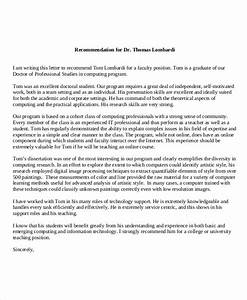 Letter To Ask For Recommendation Free 59 Reference Letter Templates In Pdf Ms Word