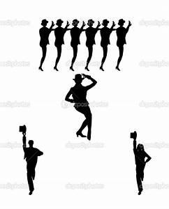 Dance Team Clipart Kick | www.imgkid.com - The Image Kid ...