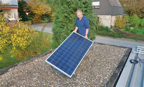 solarmodul selbstde