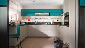 Aménagement Cuisine En U : exemples d 39 am nagements cuisines mobalpa international ~ Melissatoandfro.com Idées de Décoration